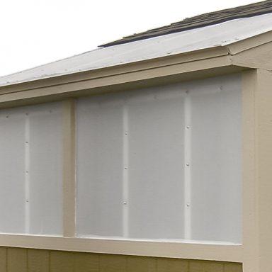 removable greenhouse panels washington