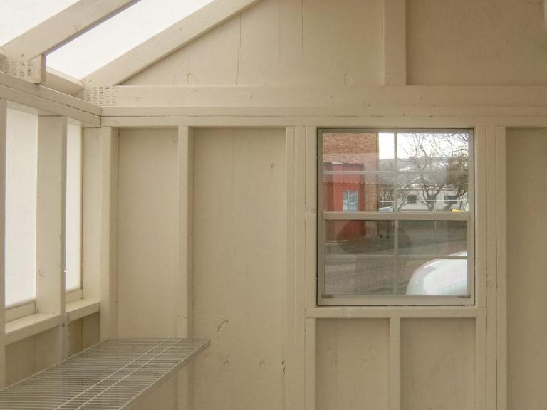 bright workspace windows greenhouse oregon