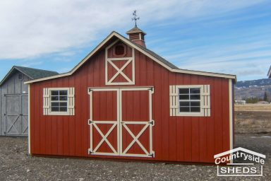 beautiful western barns ideas