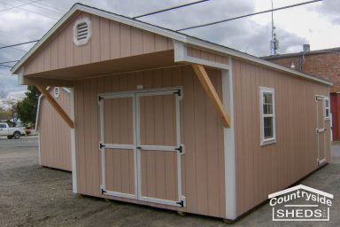 gable with custom roof shed ideas