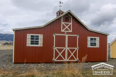 red western barn design ideas