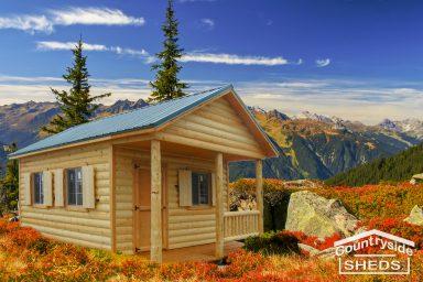 smal cabin gallery