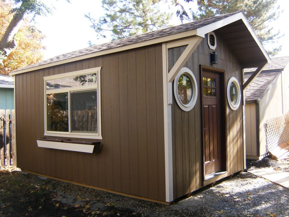 specialty storage custom sheds in oregon