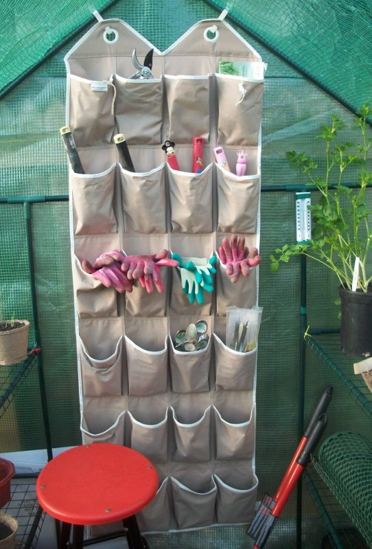 sho hanger for garden storage