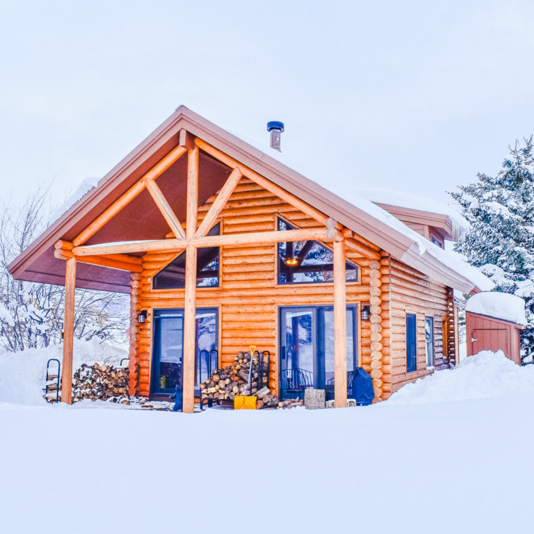 small cabin living3