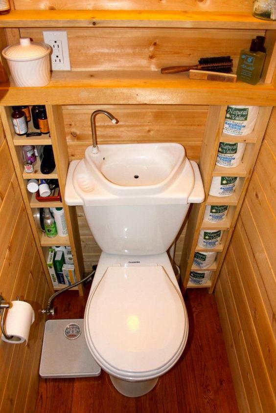 small cabin living5