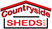 countryside sheds oregon logo
