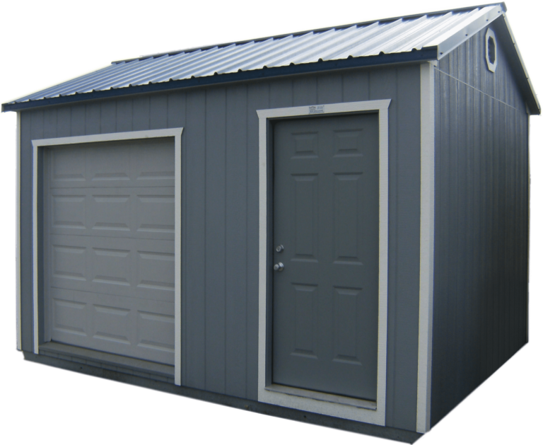 gable wood storage shed in yakima or