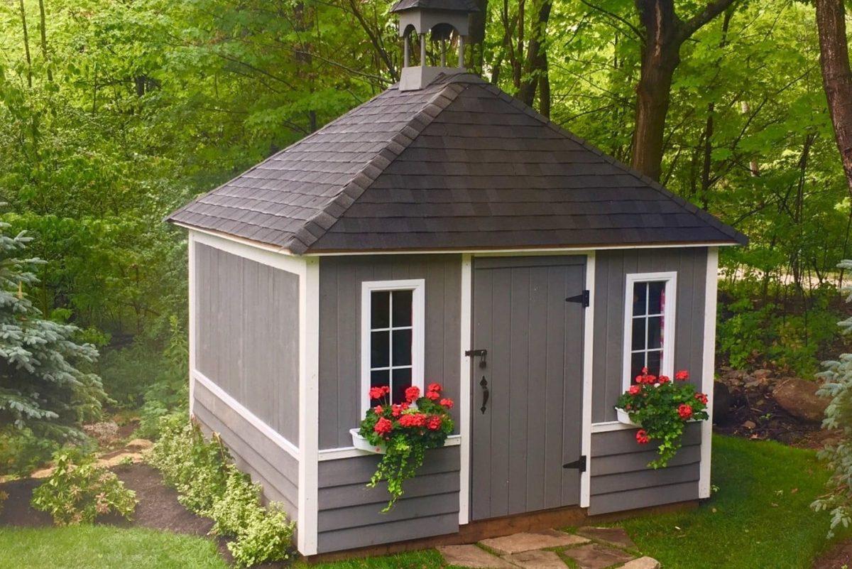 10x10 portable sheds