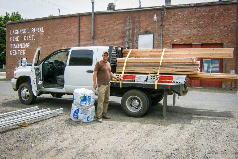 10x10 storage shed kits in island city oregon