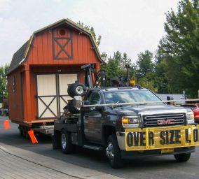 1 10x10 workshop shed for sale