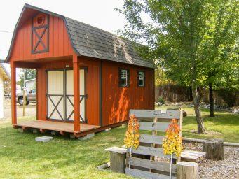 8 diy 10x10 shed