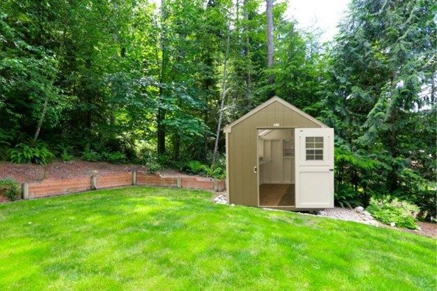 shed delivery and financing in north powder oregon
