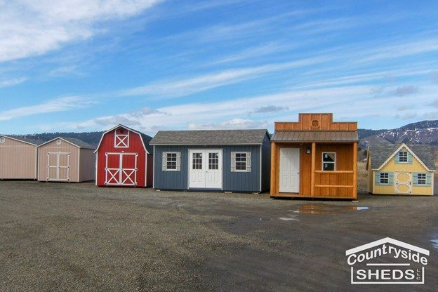sheds for sale in walla walla washington