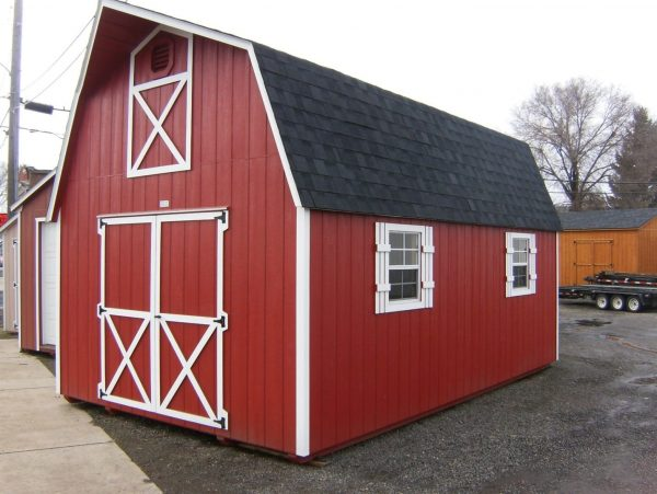 how much does it cost to buy a 12x20 storage shed in or in 2021