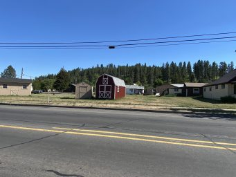portable buildings in wallowa or
