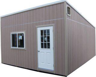 modern shed in la granda or