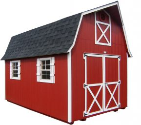 prefab barns in la granda or