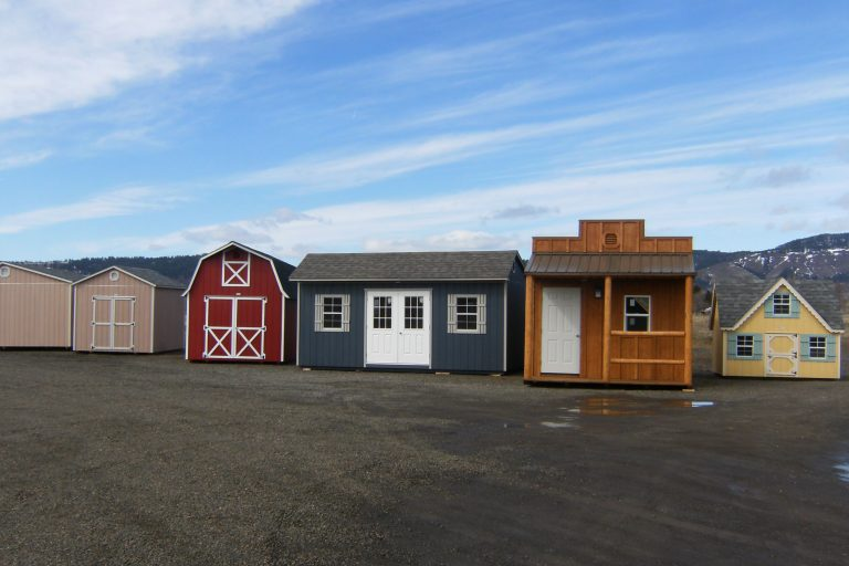 hermiston shed lot in or