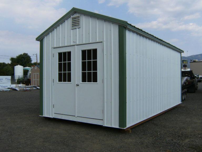 specialty storage custom shed